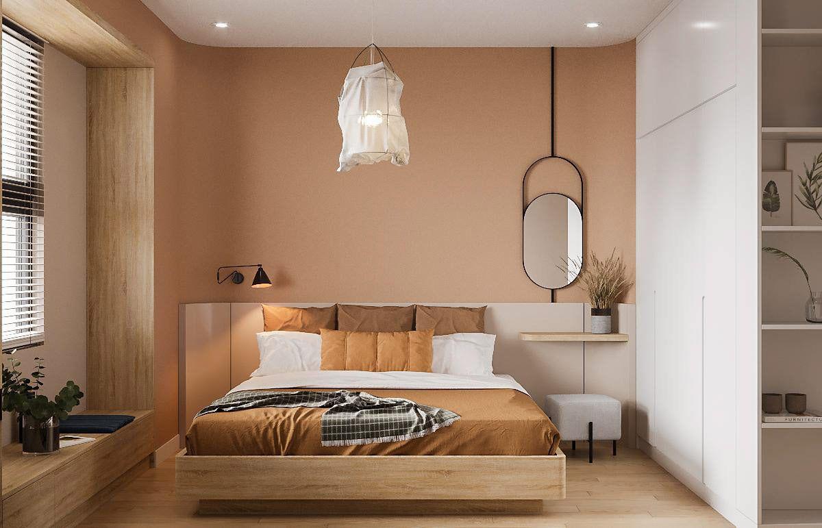 Combining Calming Colours To Make Restful Modern Interiors Modern Bedroom Design Bedroom Design Simple Bedroom Colorfull modern interior bedroom