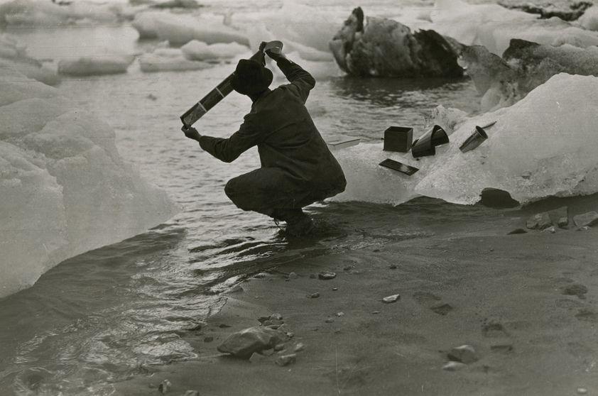 NG - Filme fotográfico em expedição no Alasca