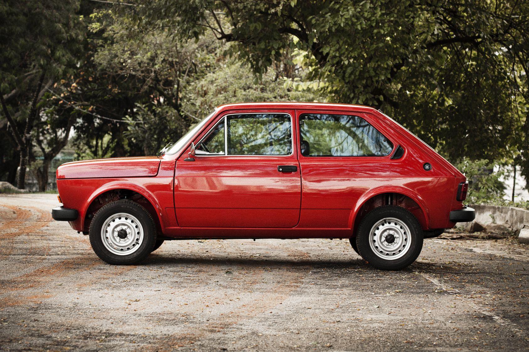 Fiat 147 Carros Nacionais Carros