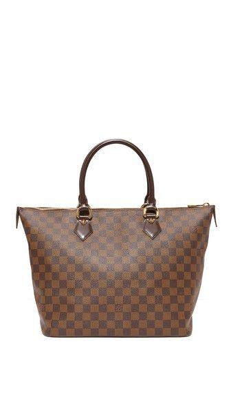 6ea73863f892 WHAT GOES AROUND COMES AROUND Louis Vuitton Damier Tote (Previously Owned).   whatgoesaroundcomesaround
