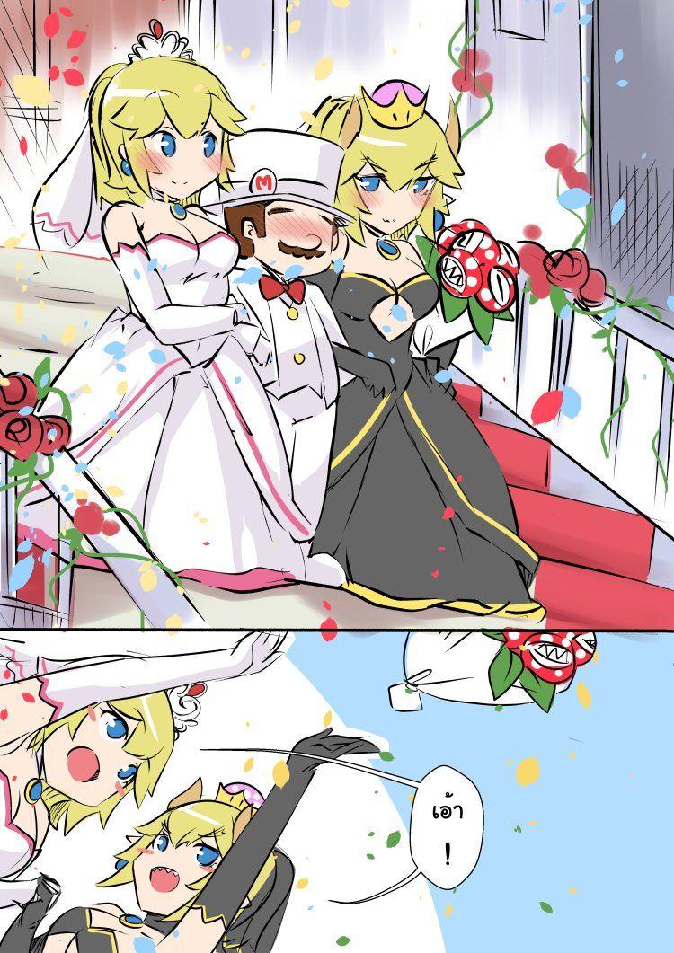 Parte 16 Super Mario Art Anime Mario Comics