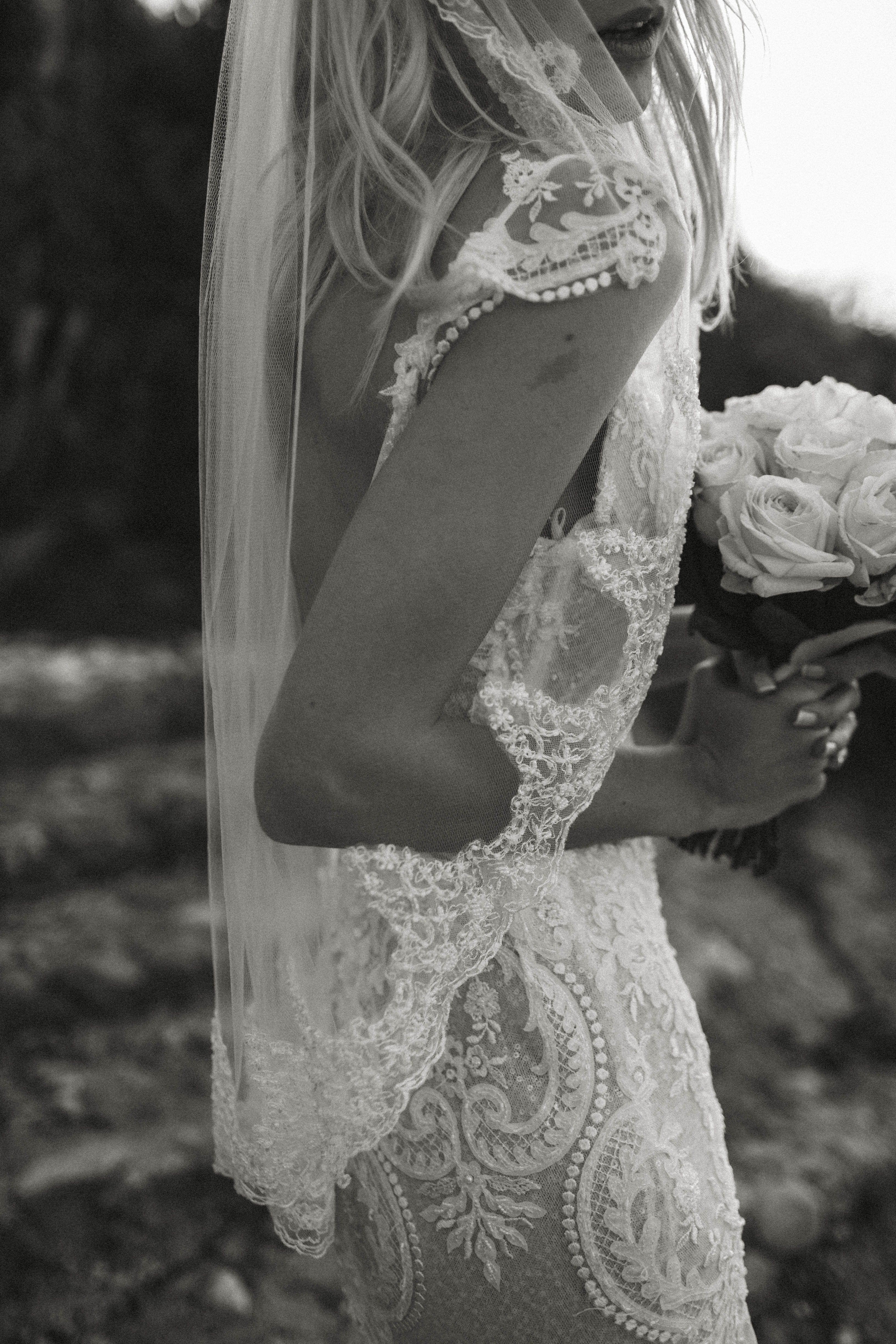 Victoria KyriaKides Bridal Collection. Model in the Olivia Dress ...