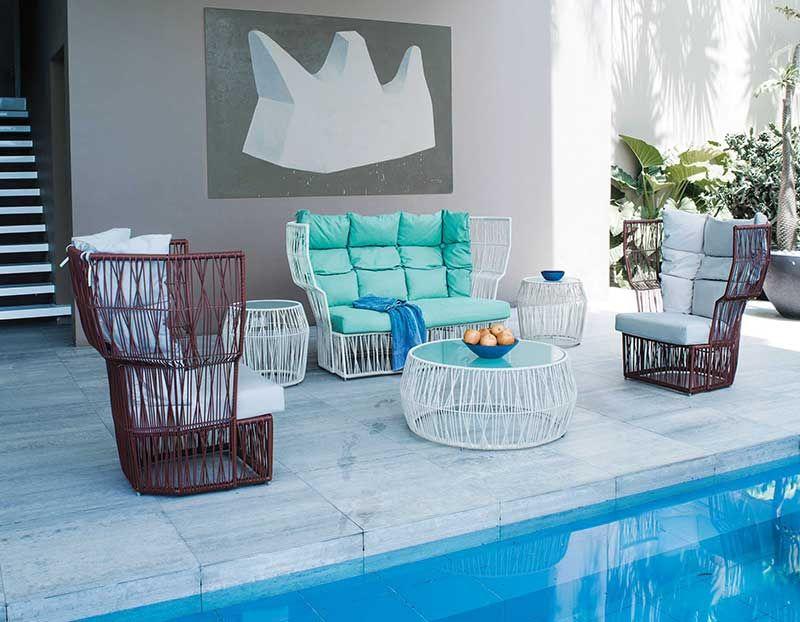 Garten Gartenmöbel Outdoor Bank Sofa Natur Design Gartenmöbel - designer gartenmobel kenneth cobonpue