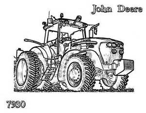 John Deere Coloring Book - Bing images | Paintbrush Art Ideas ...