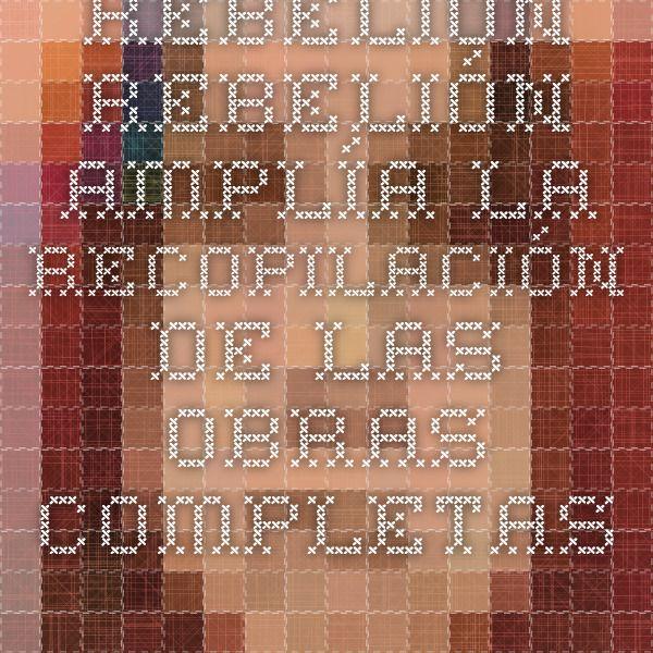 Rebelion. Rebelión amplía la recopilación de las obras completas de Marta Harnecker con la inclusión de un enlace a sus audiovisuales pedagógicos