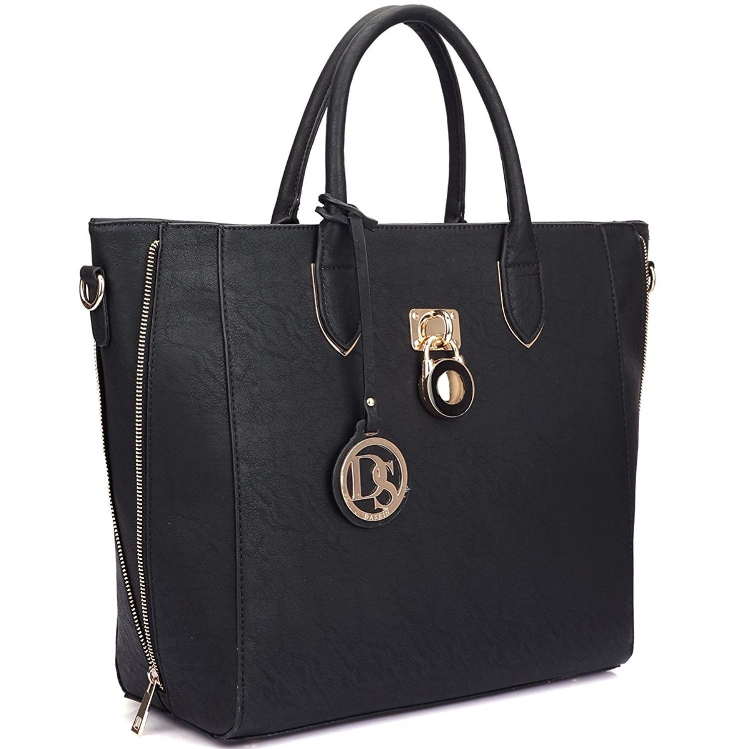 Women S Bags Top Handle Designer Structured Satchel Shoulder 01 6669 Padlock Black Without Wallet Cv12nsqj9ny Womensbags Tophandlebags