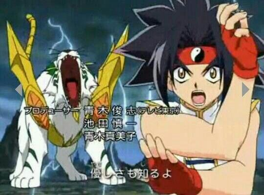 ray and driger beyblade