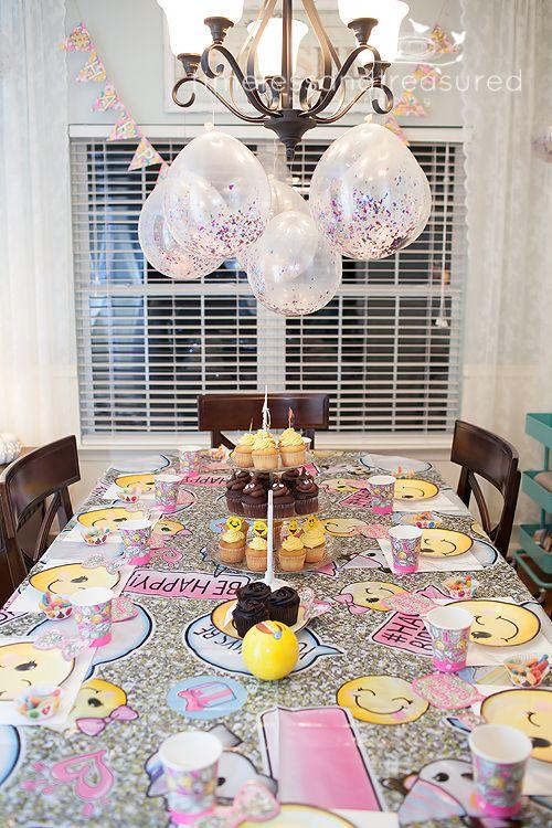 Emoji Birthday Party Ideas | Blog Posts | Pinterest | Emoji ...