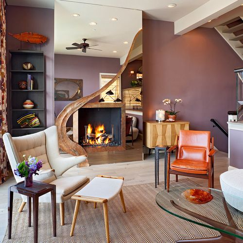 Art Nouveau Interior Design Ideas You Can Easily Adopt In: Art Deco Fireplace Design Ideas & Remodel Pictures