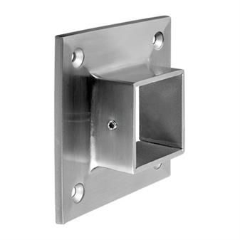 Väggfläns, rör 40x40 mm | Q-railing