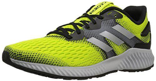 Mens Adidas Performance Yellow Black Athletic Shoes 15 M