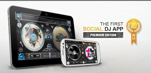 edjing Premium – DJ Mix studio 2 3 1 Full Apk Download Free | Places