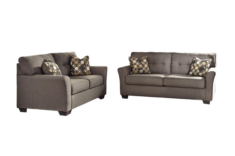 Superb Tibbee Sofa And Loveseat Ashley Furniture Homestore Bralicious Painted Fabric Chair Ideas Braliciousco