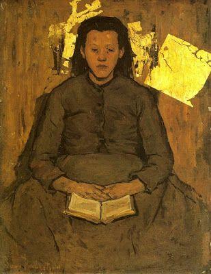 Suze Robertson (1855-1922). Holandesa.