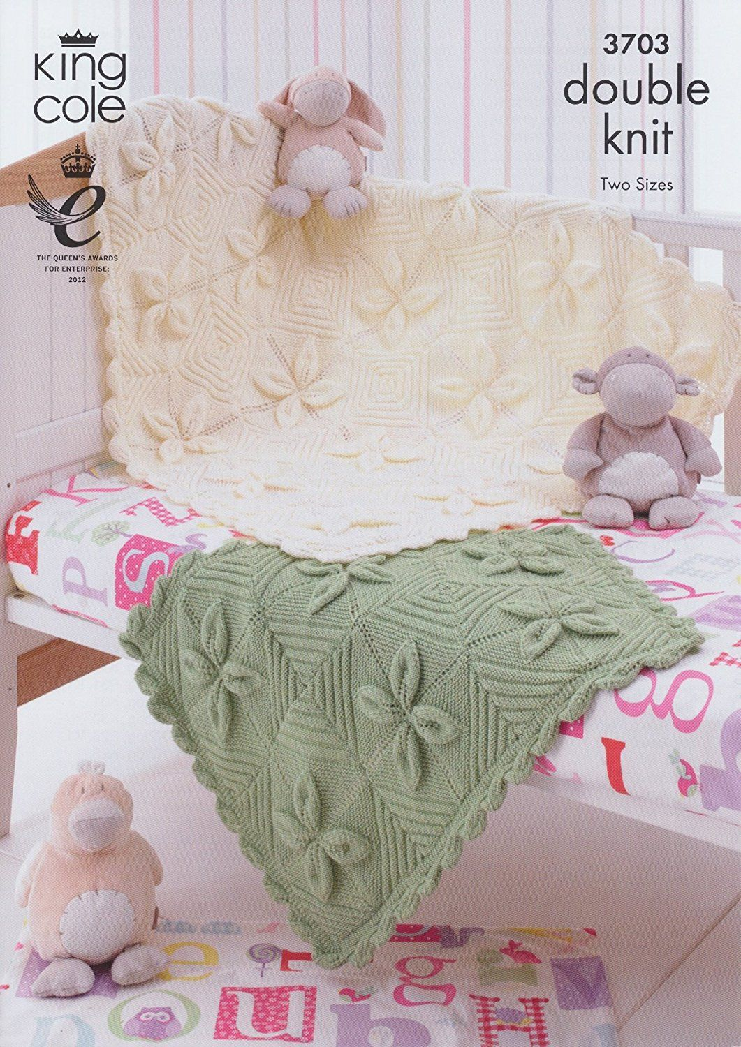 King cole dk baby double knitting pattern babies pram cot king cole dk baby double knitting pattern babies pram cot blanket 3703 bankloansurffo Choice Image