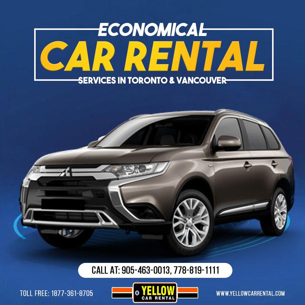 Economical Car Rental Service in 2020 Car rental service