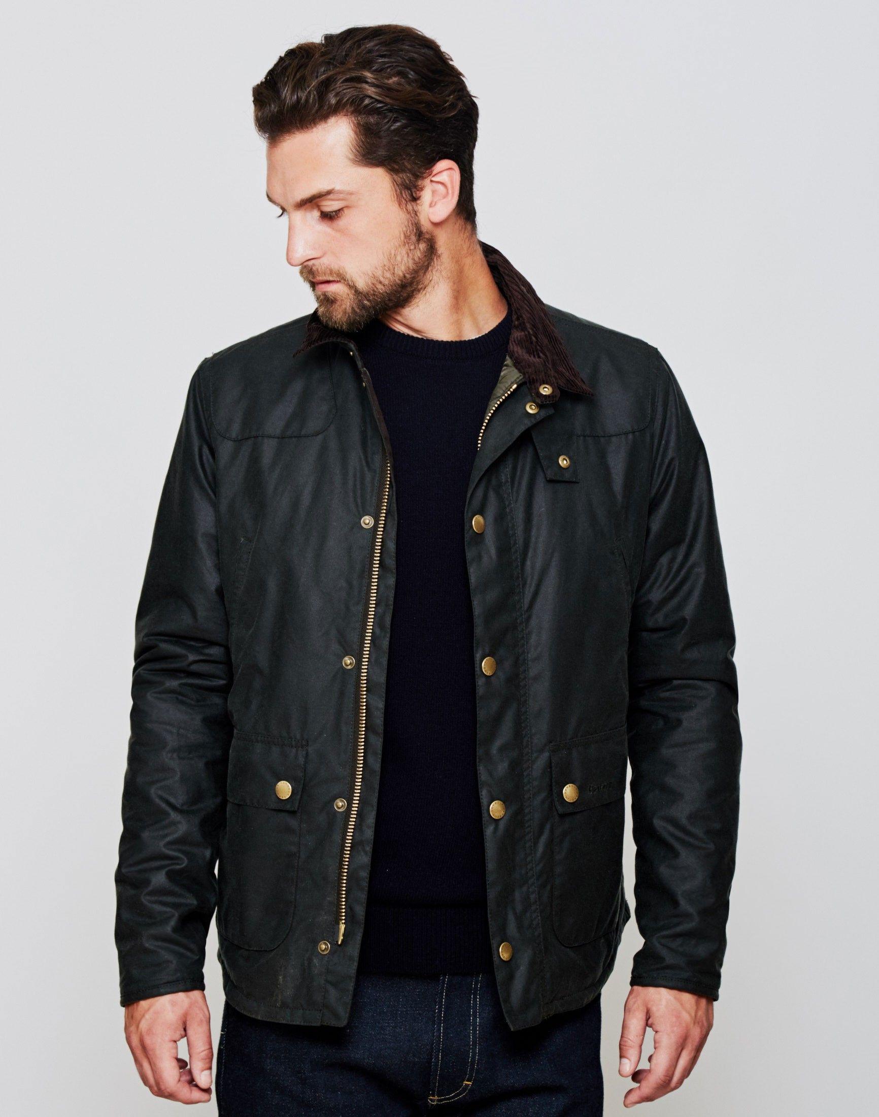 Barbour Jacket Homme
