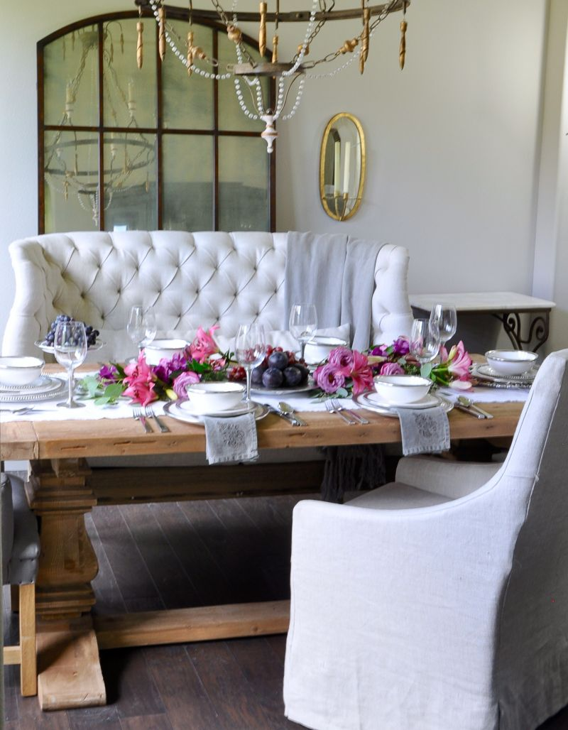 Table Styling Basics Featuring Arte Italica