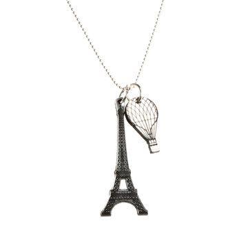 Halskette Eiffelturm, 21€, jetzt auf Fab.