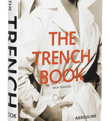 The Trench Book by Nick Foulkes | HyPursuit Inc.
