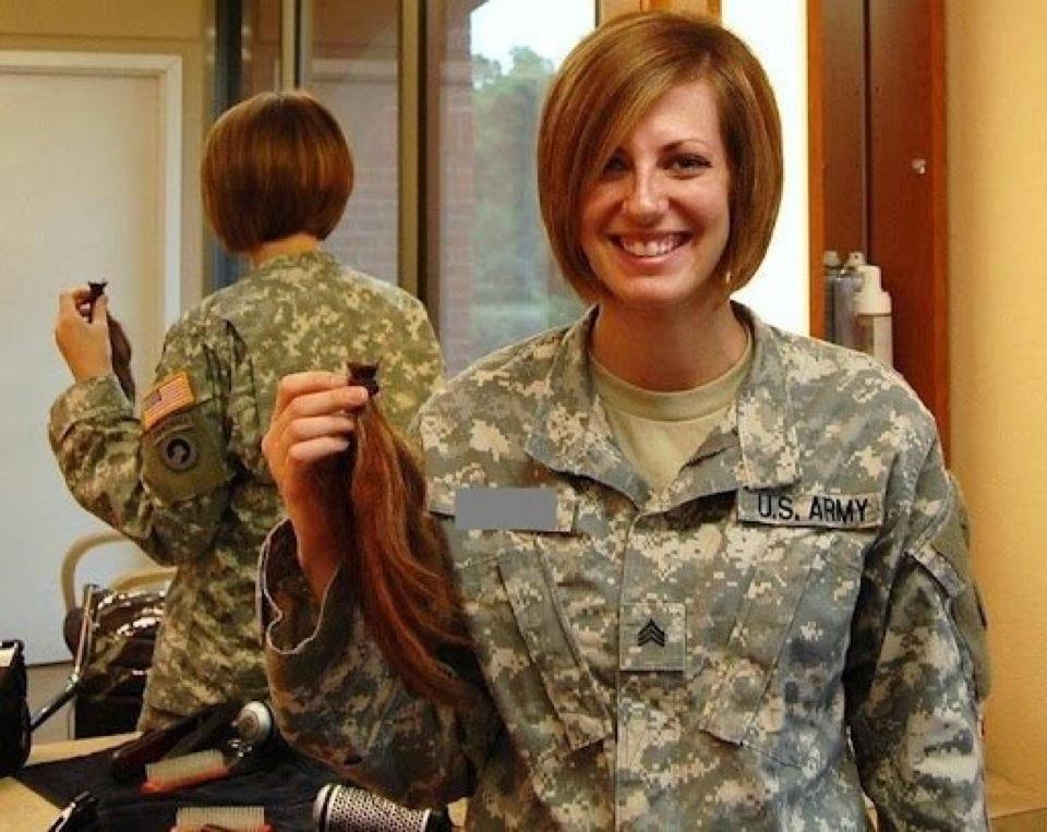 Short Hair Military Haircut Short Brunette Hair Brunette Hair