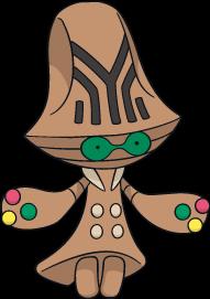 Beheeyem Pokemon Wiki Fandom Pokemon Artwork Pokemon Pokedex