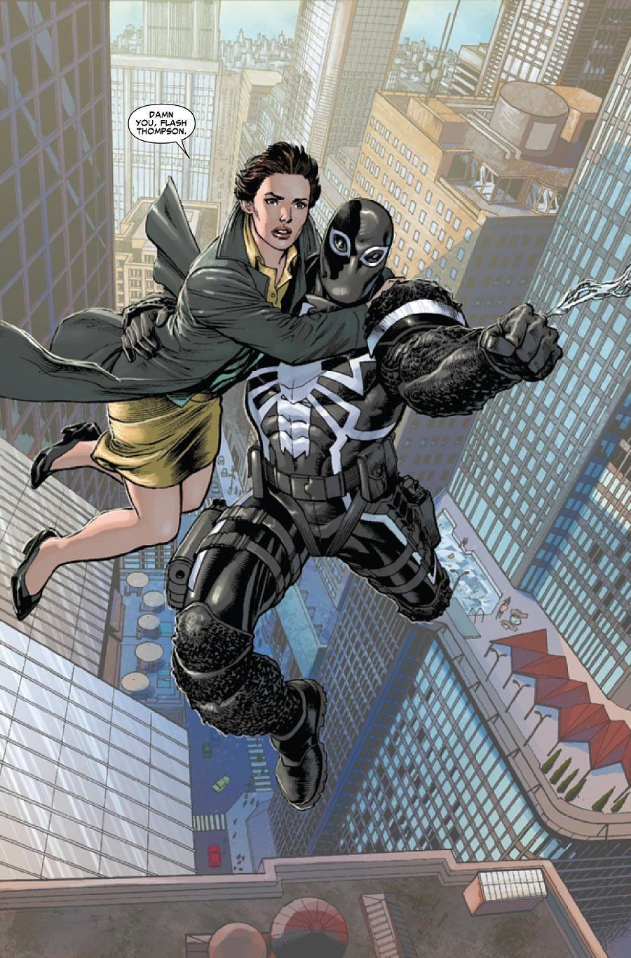 agent venom | flash thompson venom | pinterest | venom, marvel venom