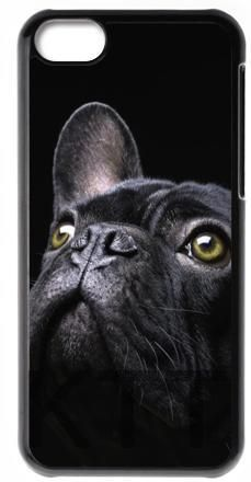 Black French Bulldog Dog Tpu Nero cell phone bags case cover for iPhone 4S 5C 5S SE 6S Plus 7 IPOD Samsung Galaxy NOTE HTC SONY
