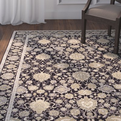 Astoria Grand Jamison Black Beige Area Rug In 2019 Area