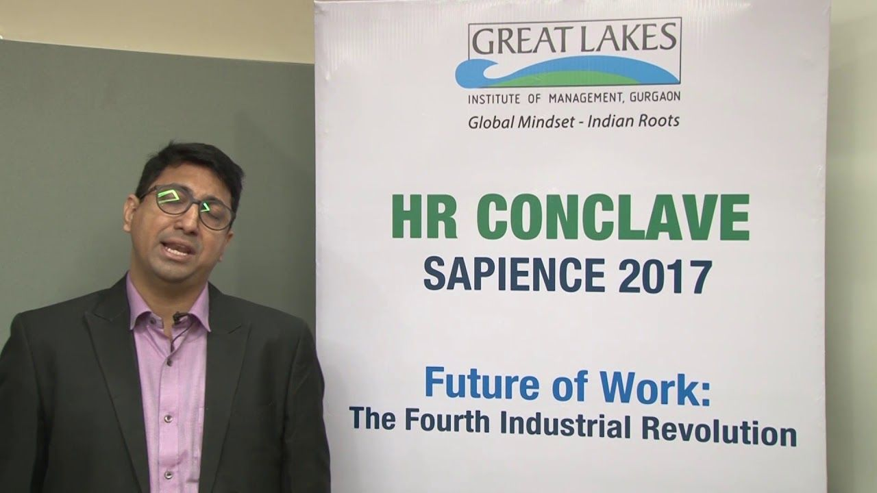 HR Conclave Sapience 2017 YouTube Fourth industrial