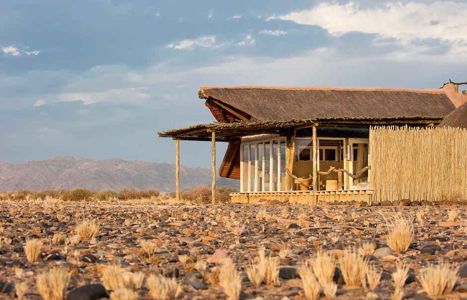 Double Room, Little Kulala, Sossusvlei, Namibia. @ Wilderness Safaris