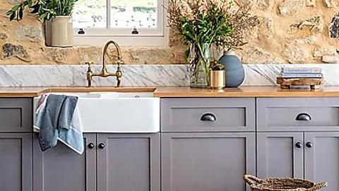 Contemporary coastal home provides ultimate sanctuary - Kitchen cabinet door styles, Cabinet door styles, Kitchen cabinet doors, Kitchen cabinets fronts, Popular kitchens, Cabinet doors - After dividing their time between the NSW South Coast and Canberra, Anthony and Regina decided to make this sanctuary their fulltime home