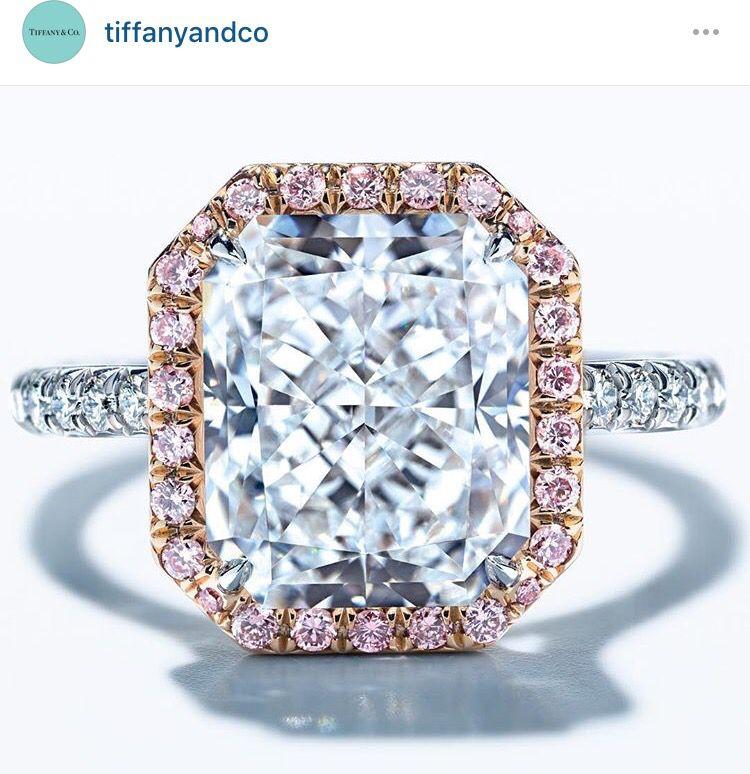 Tiffany statement engagement ring