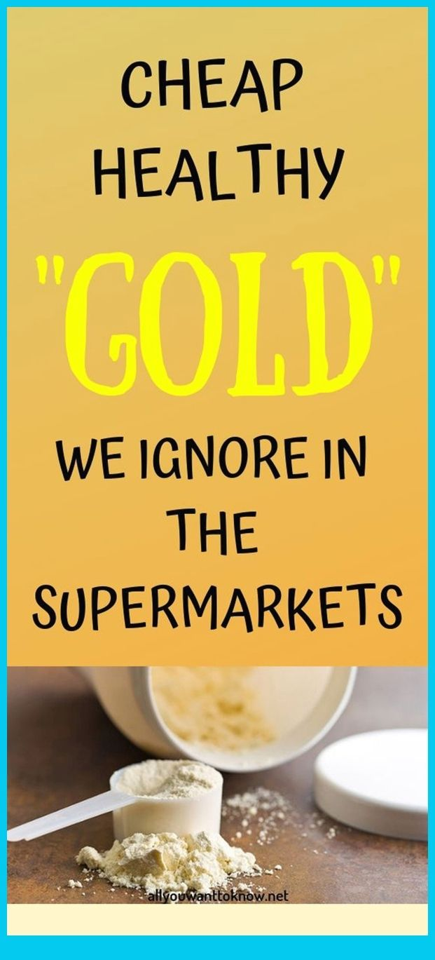 Cheap Healthy �Gold� We Ignore In The Supermarkets
