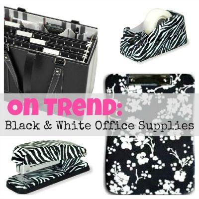Design Trends Black White Zebra And Pretty Prints