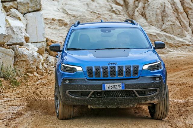 Jeep Cherokee Sempre Comoda E Ancora Piu A Suo Agio Nel Fuori