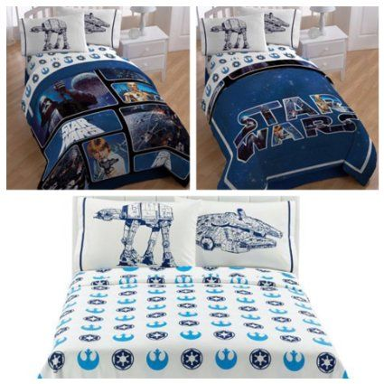 Star Wars Bedding Sheets Blankets And Comforters With Images