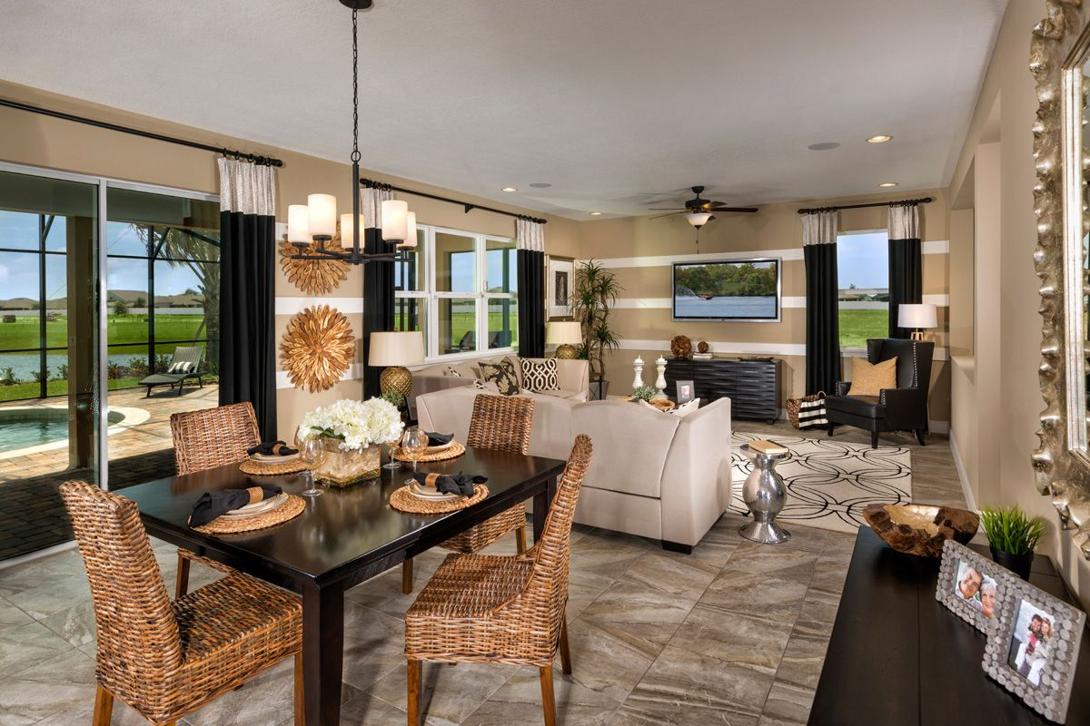 Ibis Cove II at South Fork, a KB Home Community in Riverview, FL (Tampa)