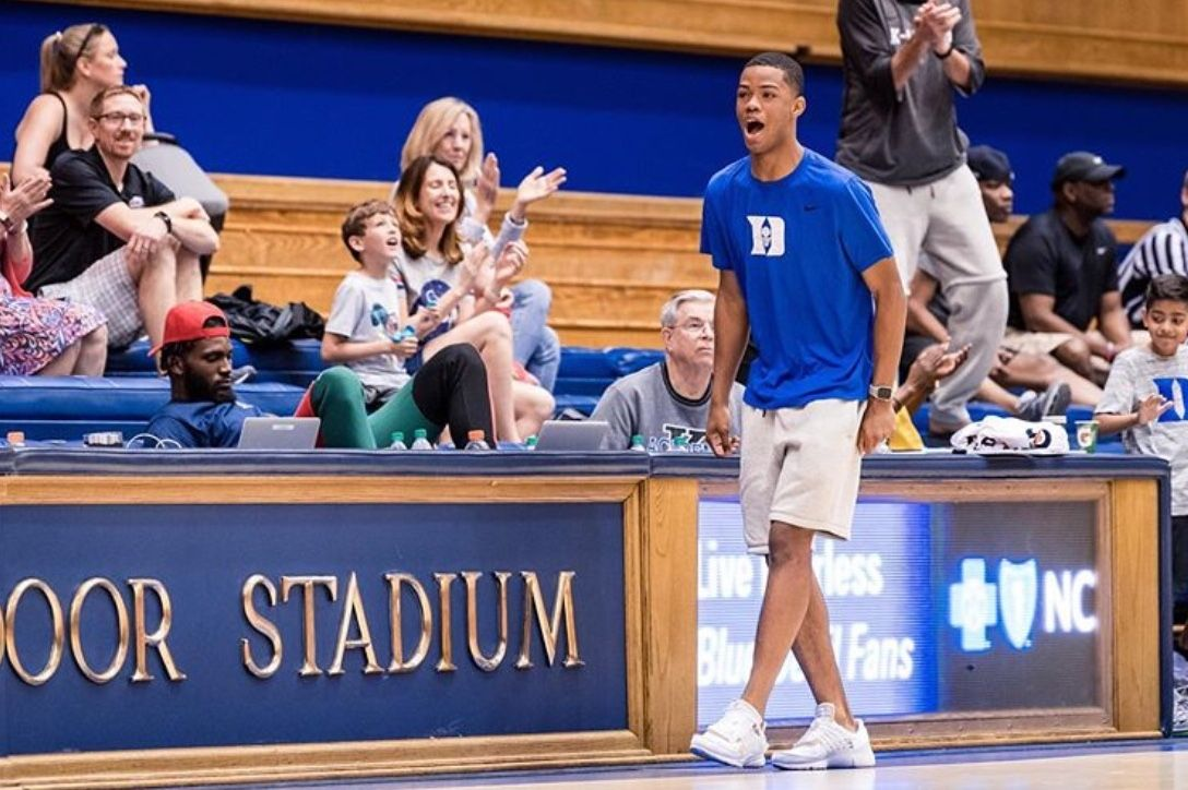 Cassius Stanley Duke blue devils, Basketball players