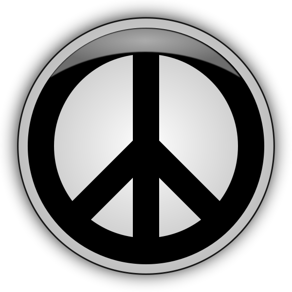 The Peace Symbol Was Designed By Gerald Holtum In England In 1958