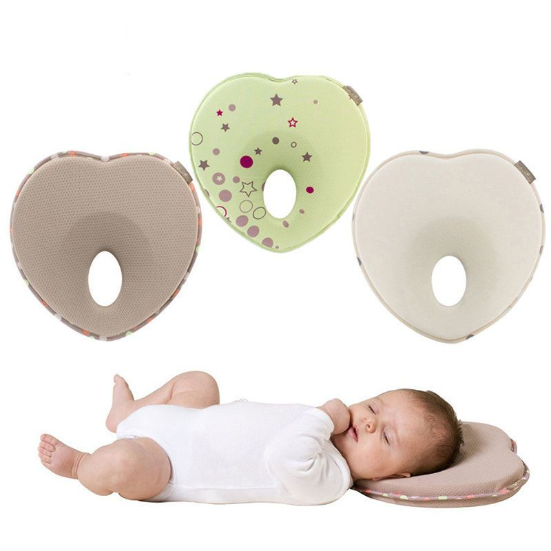 Anti Flat Head Baby Pillow Family Boutique Baby Flat Head Pillows Flat Head Baby Baby Support