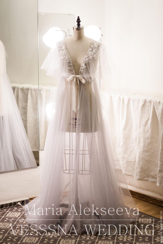 """Купить Будуарное платье """"Пепельное"""" - свадебное платье, свадебное платье на заказ, свадебное платье красивое"""