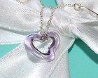 Tiffany&co Elsa Peretti amethyst open heart charm pendant necklace - Amethyst, Charm, Elsa, Heart, Necklace, Open, pendant, Peretti, Tiffany&Co. - http://designerjewelrygalleria.com/jewelry/tiffanyco-elsa-peretti-amethyst-open-heart-charm-pendant-necklace/