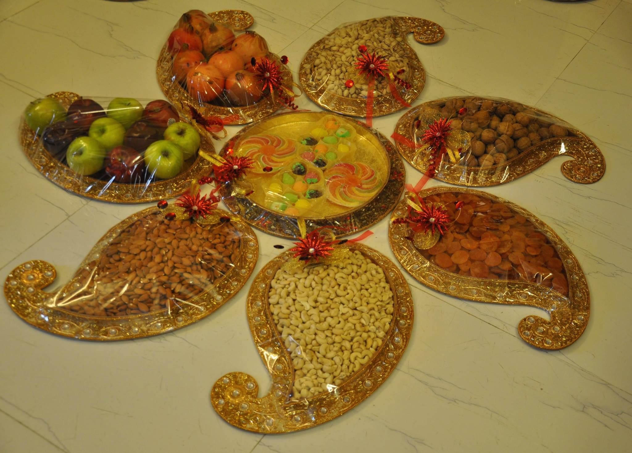 Pin by ASHA LATHA on WEDDING TRAY & GIFT PACKING Indian
