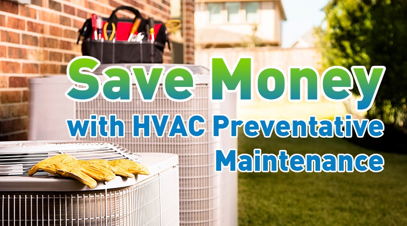 Save Money with HVAC Preventative Maintenance Ball