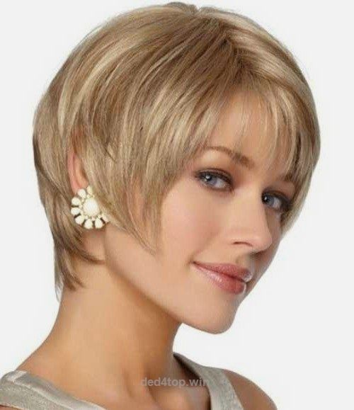 Womens Short Hairstyles Stunning Womens Short Hairstyles For Thin Hair Ideas…  Thin Hair  Pinterest