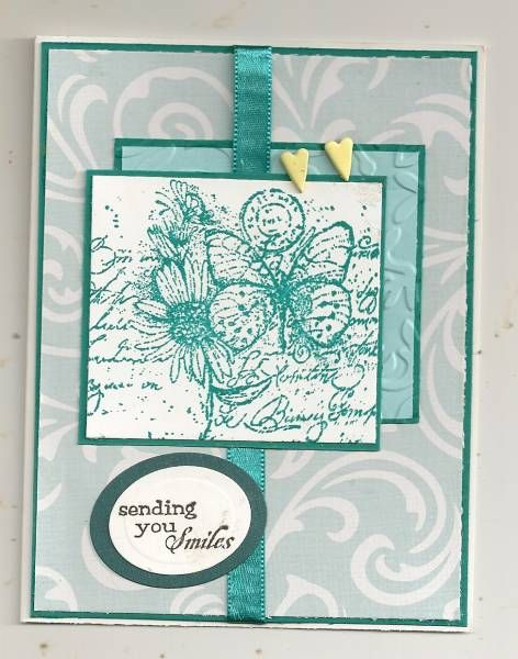 MMTPT179 in Teal by etsdas - Cards and Paper Crafts at Splitcoaststampers