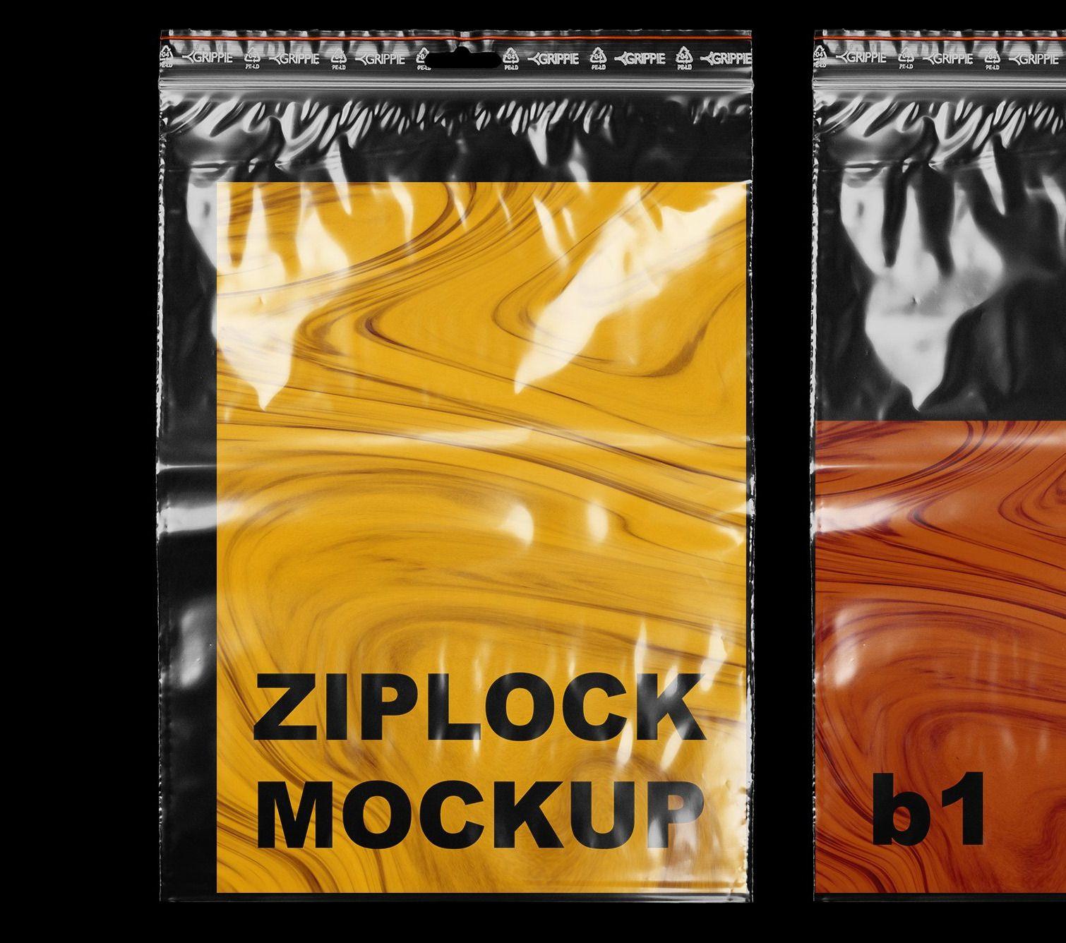 Download Ziplock Bag Mockup Graphic Design Lessons Texture Graphic Design Bag Mockup