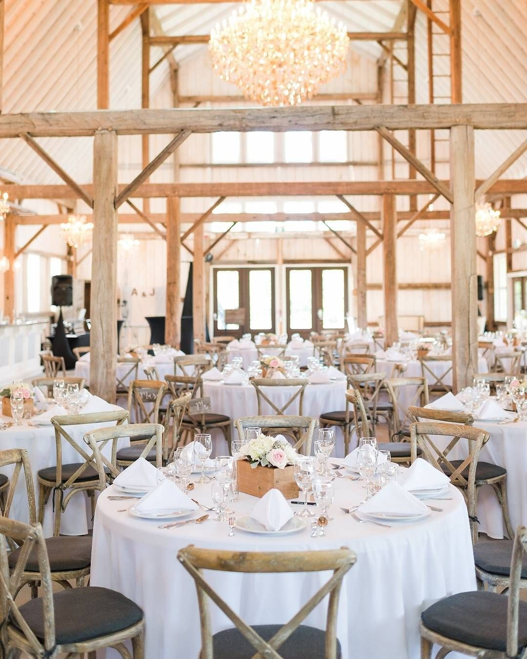 Farm wedding decor ideas  Because as if Stonefields wasnut already stunning to begin with