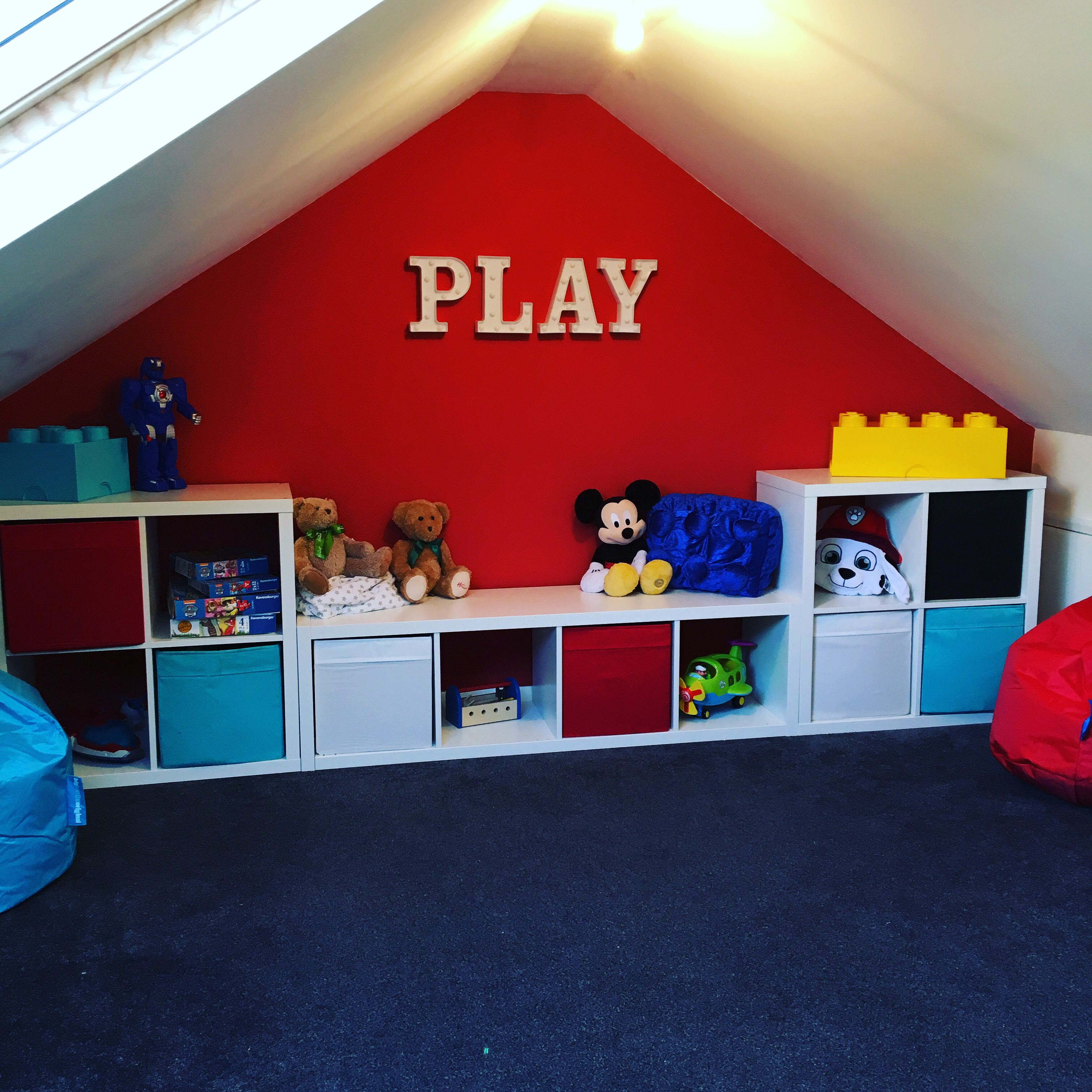 Remarkable Lego Inspired Playroom Ikeastorage Lego Led Letters From Uwap Interior Chair Design Uwaporg
